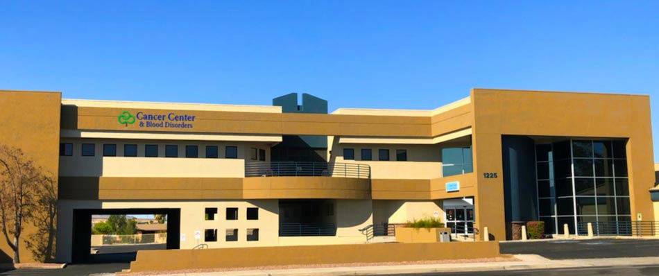 Bullhead City office of Mohtaseb Cancer Center and Blood Disorders